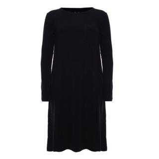 Zwarte jurk T1089