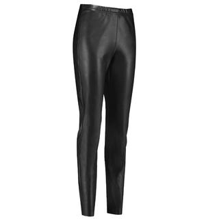 Zwarte legging Ally Leather