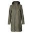Ilse Jacobsen Groene coat RAIN128