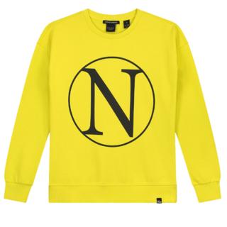 Gele sweater Kim