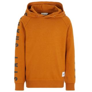 Bruine hoodie Oleon