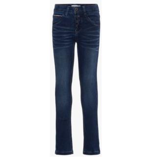 Mediumblauwe jeans Theo Timon