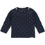 Noppies Blauwe longsleeve Collin