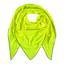 Studio Anneloes Neon gele sjaal Triangle