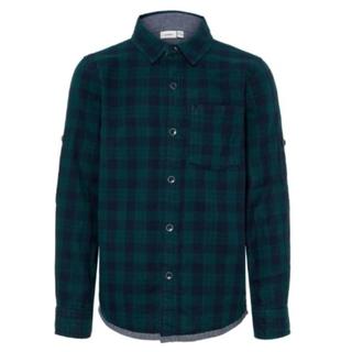 Groene blouse None