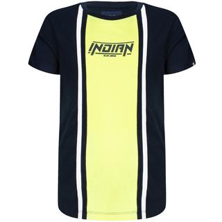 Donkerblauw t-shirt 3660