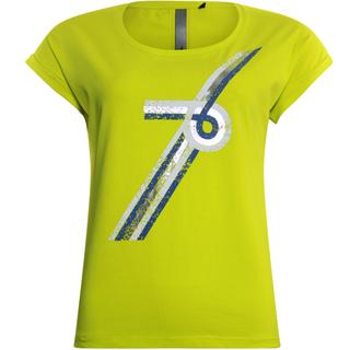 Geel t-shirt 76