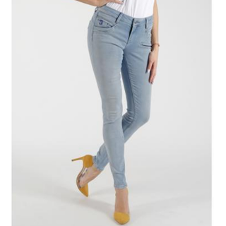 Mouna Grey jeans Suzy
