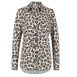 Leopard blouse Poppy