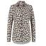 Studio Anneloes Leopard blouse Poppy