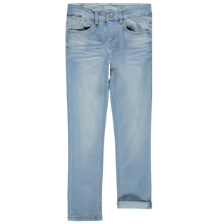 Blauwe jeans Theo Tajake