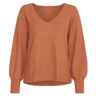 Oranje sweater Alpa