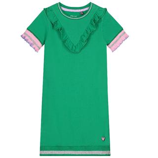 Groene jurk Abira