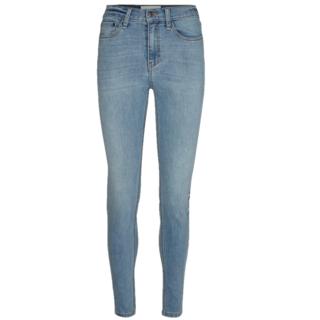 Lichtblauwe jeans Harlow
