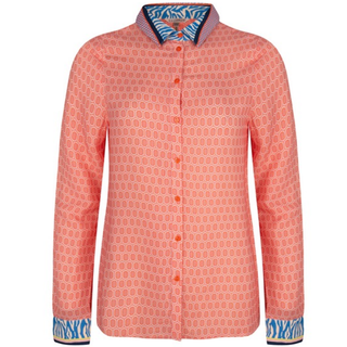 Geprinte blouse 15000