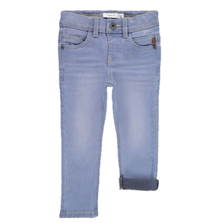 Lichtblauwe jeans Silas Cartus