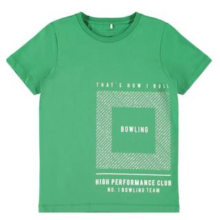 Groen t-shirt Troels