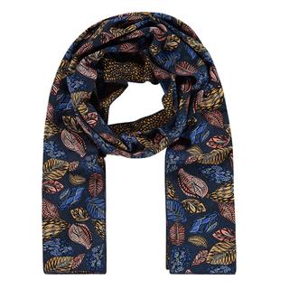 Geprinte sjaal Branca Spot