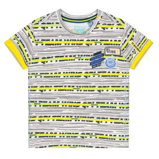 Wit t-shirt Berk