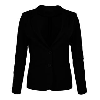 Zwarte blazer Maud
