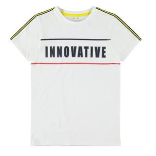 Wit t-shirt Dax