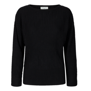 Zwarte trui Filippa