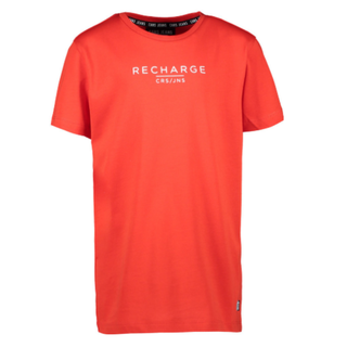 Rood Recharge t-shirt