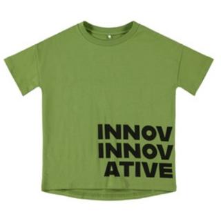Groen t-shirt Dabir