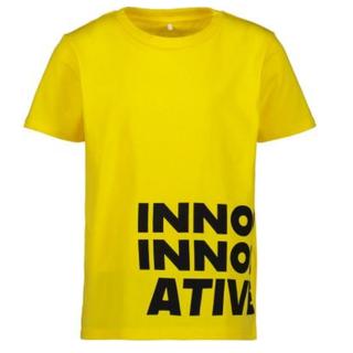 Geel t-shirt Dabir