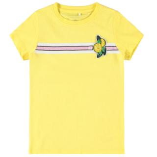 Geel t-shirt Dafne