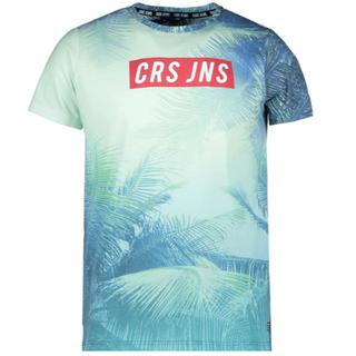 Groen t-shirt Santos