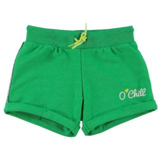 Groene short Nanda