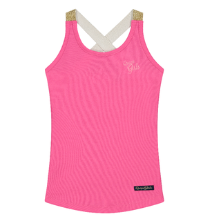 Roze top Amielle
