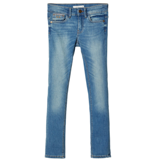Blauwe jeans Theo Tistic 2304