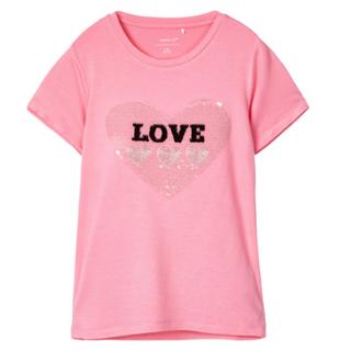 Roze t-shirt Falba