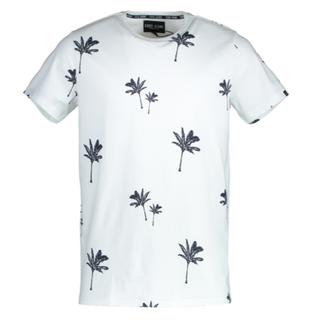 Wit t-shirt Halle