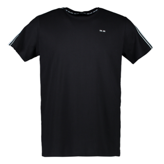 Zwart t-shirt Letic