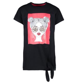 Zwart t-shirt Adisa