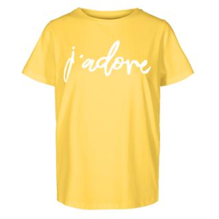 Geel t-shirt Comma