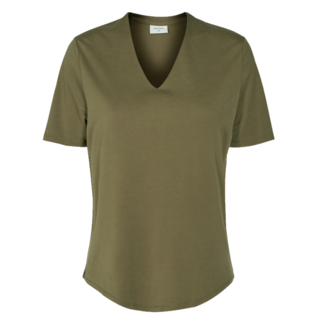 Groen t-shirt Yr