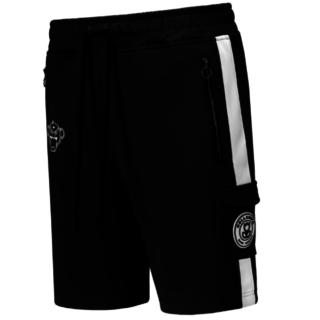 Zwarte short Basic Pocket