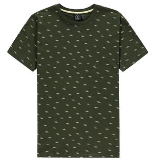 Groen t-shirt Ziggy