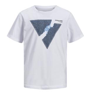 Wit t-shirt Tutan