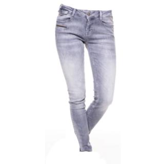 Grijze jeans Mia W9212