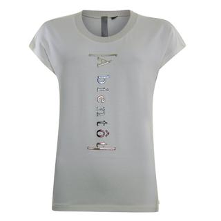 Wit t-shirt Bientot