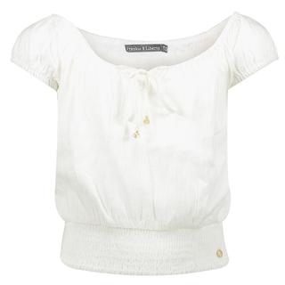 Witte blouse Nikita