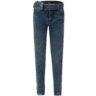Lichtblauwe jeans Kuzidi