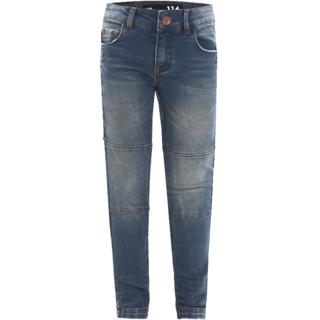 Blauwe jeans Mikono
