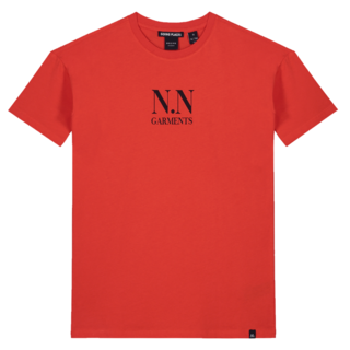Rood t-shirt Levo