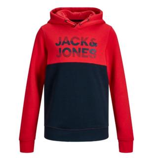 Rode hoodie Milla